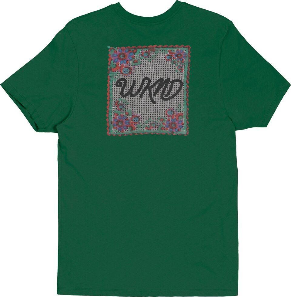 WKND brand WKND Doily T-shirt - Forrest Green