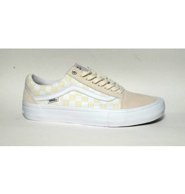Vans Vans Old Skool Pro (Rowan Zorilla) - White (sizes 8)