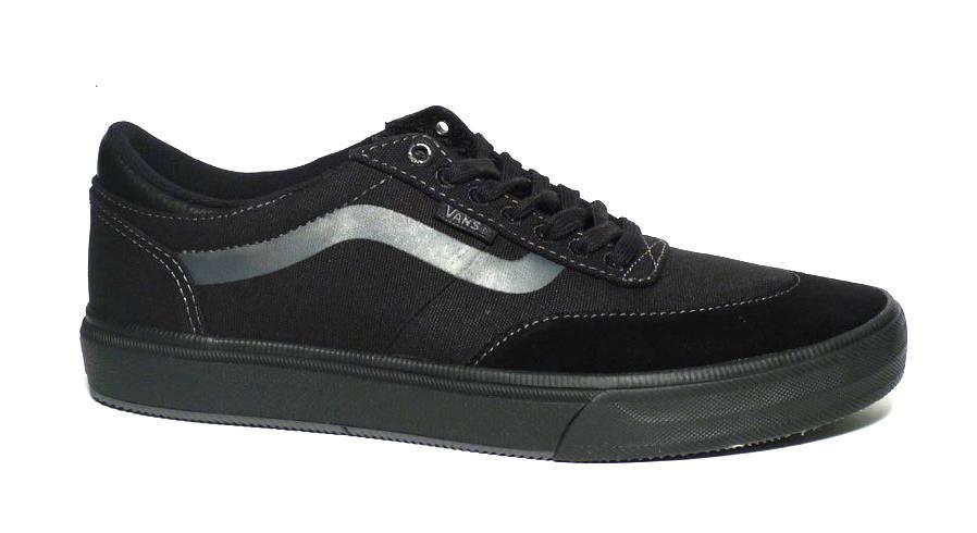 Vans Vans Gilbert Crockett 2 - Black/Black