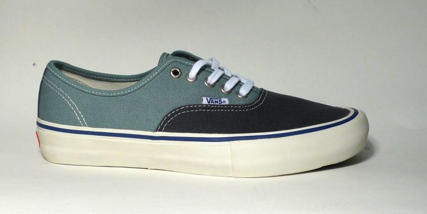 Vans Vans Authentic Pro (Elijah Berle) - Navy (size 13)