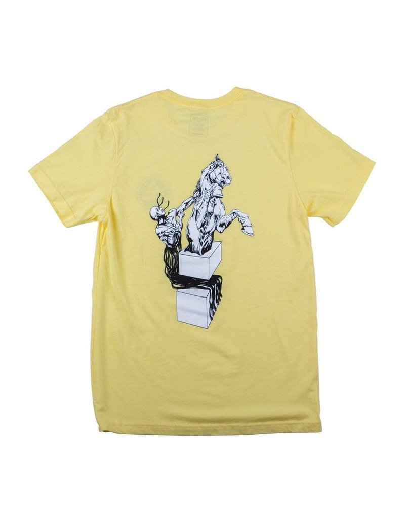 Welcome Welcome Heirophant T-shirt - Yellow