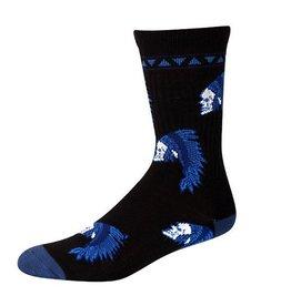 Psockadelic Psockadelic Ellington Black/Bue Socks