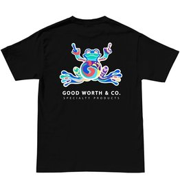 Good Worth & Co. Good Worth & Co. Frog T-shirt - Black (Large)