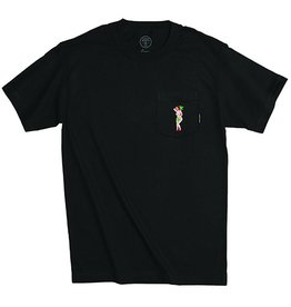 Good Worth & Co. Good Worth & Co. x Kovska Mary Jane Pocket T-shirt - Black
