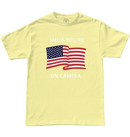 Good Worth & Co. Good Worth & Co. Your on Camera T-shirt - Banana