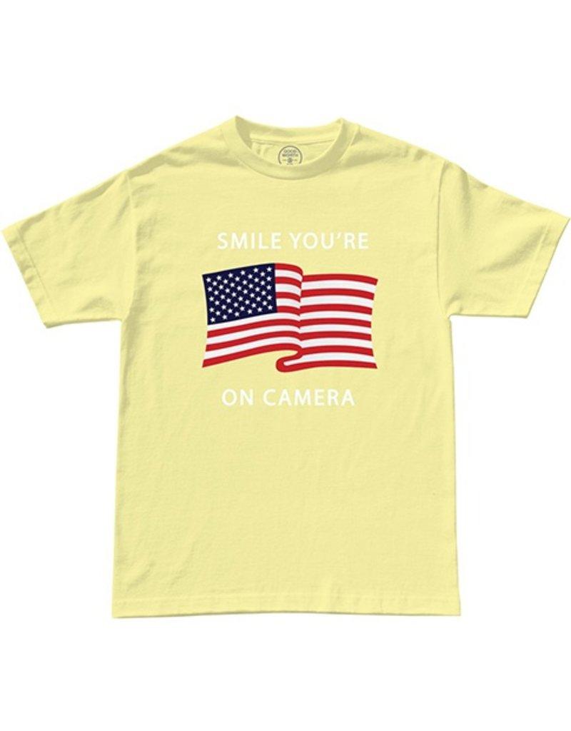 Good Worth & Co. Good Worth & Co. Your on Camera T-shirt - Banana