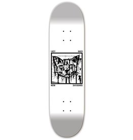 Meow Meow Lacey Baker Ink Splat Deck - 7.75
