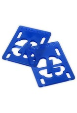 """Lucky Lucky Risers 1/8"""" - Blue (Set of 2)"""