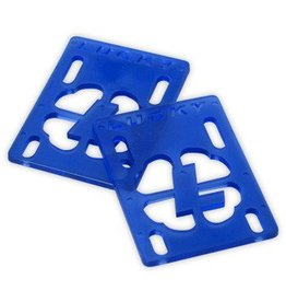 "Lucky Lucky Risers 1/8"" - Blue (Set of 2)"