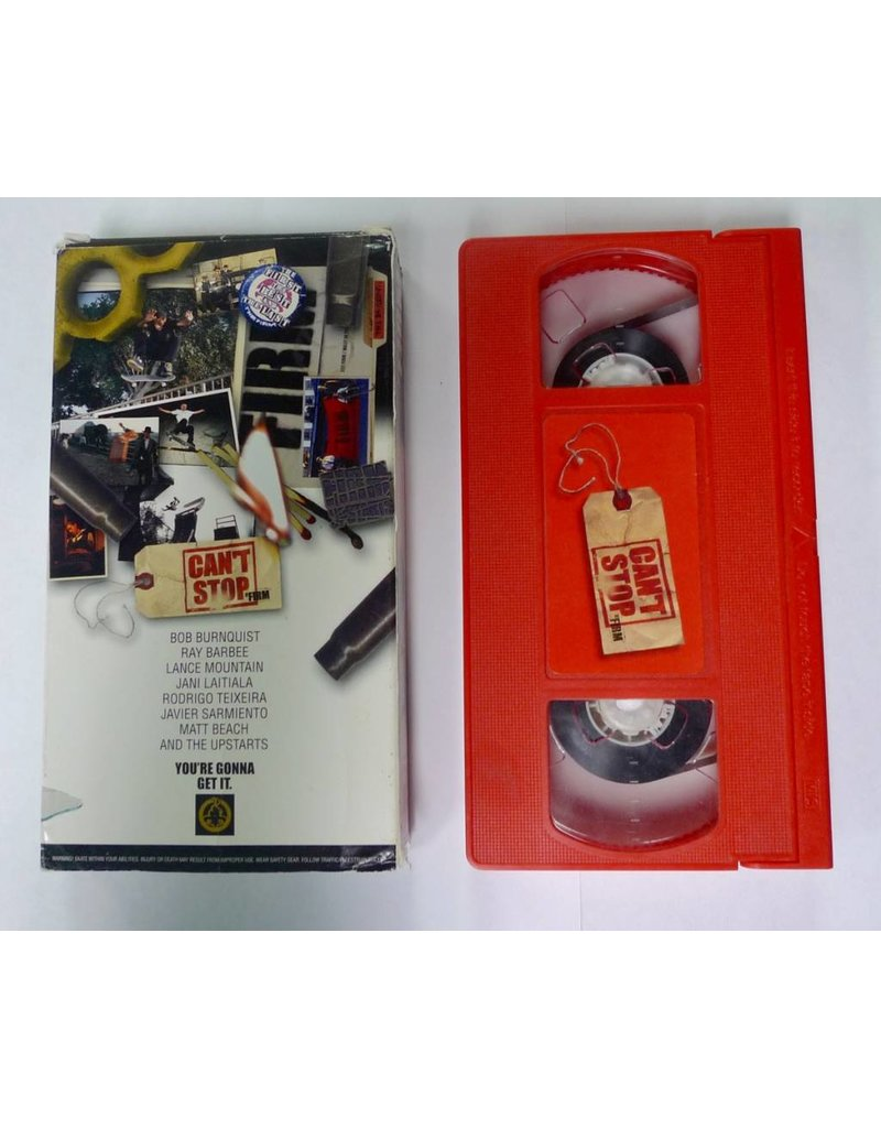 The Firm Can't Stop (2003) VHS -USED
