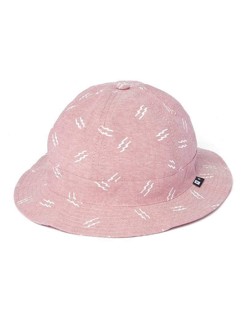 Fourstar Fourstar BA Bolts Bucket Hat - Brick