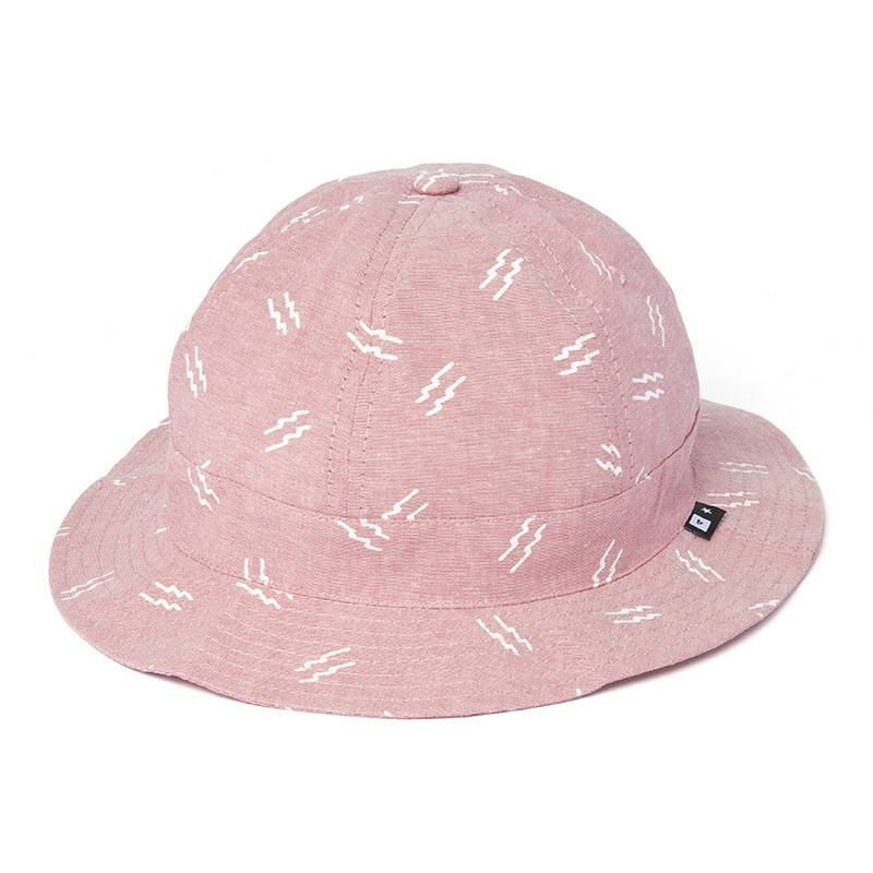 Fourstar Fourstar BA Bolts Bucket Hat - Brick