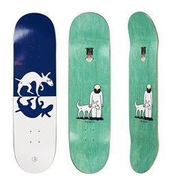 Polar Polar Boserio Sneaking Dog White Deck - 8.5