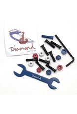 "Diamond Supply Co. Diamond Hardware Hella Tight Williams 7/8"" allen"