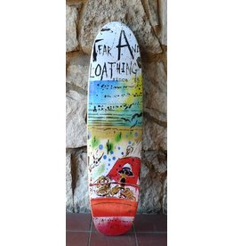 FA skates FA Fear and Loathing Nano Cruiser Deck - 7.6