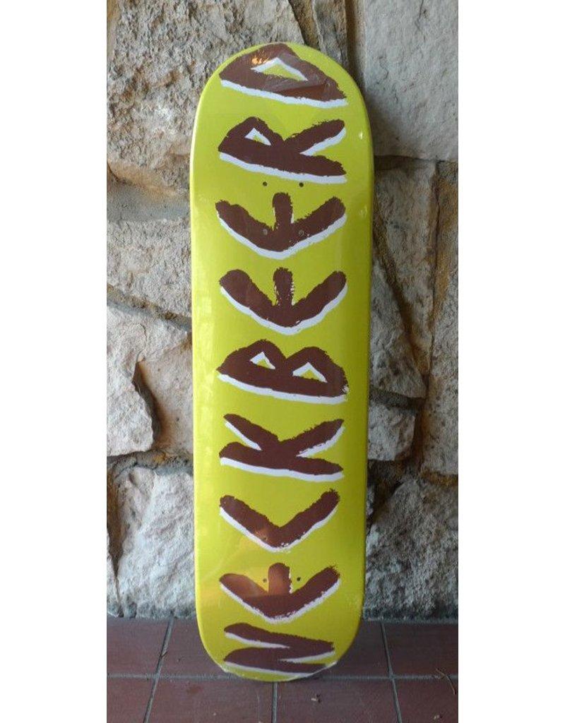 Neckbeerd Neckbeerd Logo Deck - 8.25