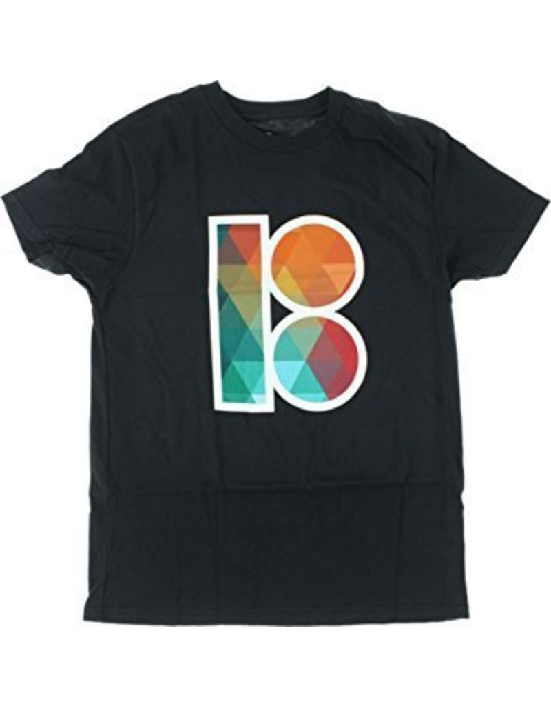 Plan B Plan B Prism T-shirt - Black (Medium)