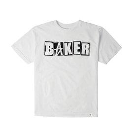 Altamont Altamont x Baker T-shirt - White (X-Large)