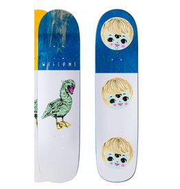 Welcome Welcome Gooser on Bunyip White Deck - 8.0