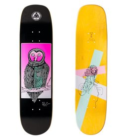 Welcome Welcome Fate Owl on Phoenix Black Deck - 8.0