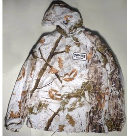 Thrasher Mag Thrasher Patch Coach Jacket - Snow Camo