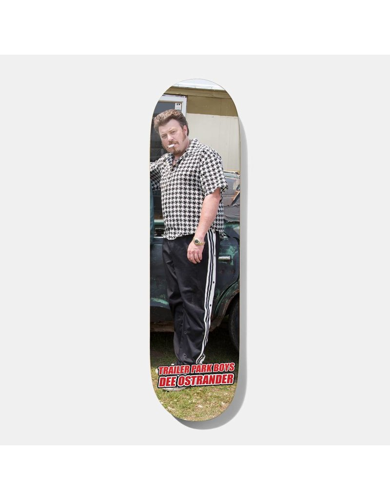 Baker Baker DO Trailer Park Boys Ricky Deck - 8.125