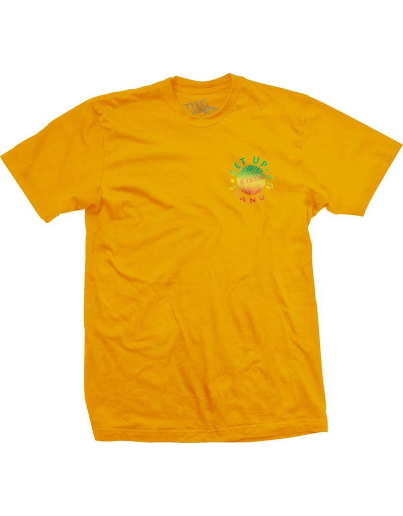 Baker Baker The Beat Shirt - Gold
