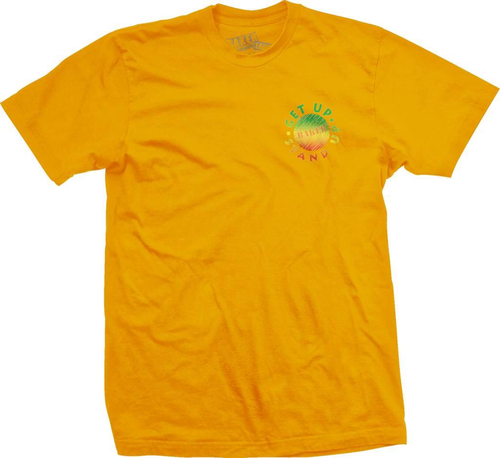 Baker Baker The Beat Shirt - Gold