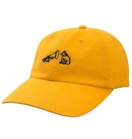 Deathwish Deathwish Master Sound Dad Hat - Yellow