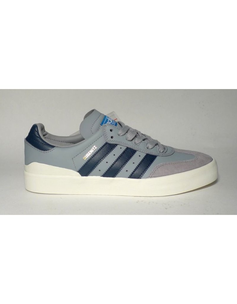 Adidas Adidas Busenitz Vulc Samba Edition - Lt Onix/Navy/Bluebird