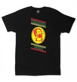 Thrasher Mag Thrasher Burnt T-shirt - Black (Medium)