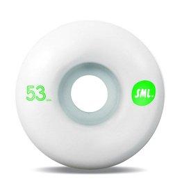 Sml. Sml. Grocery Bag 53mm V-cut AG Formula Wheels (Set of 4)