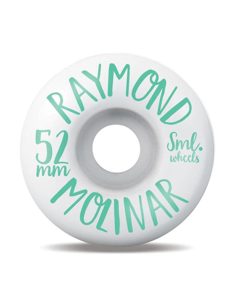 Sml. Sml. Signs Raymond Molinar 52mm OG Wide AG Formula Wheels (Set of 4)