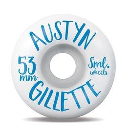 Sml. Sml. Signs Austyn Gillette 53mm V-cut AG Formula Wheels (Set of 4)