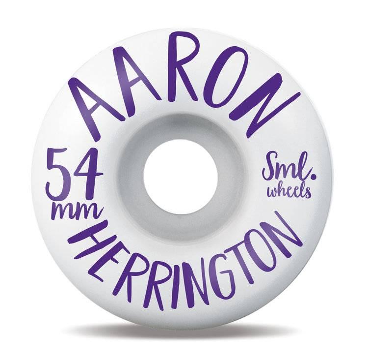 Sml. Sml. Signs Aaron Herrington 54mm V-cut AG Formula Wheels (Set of 4)