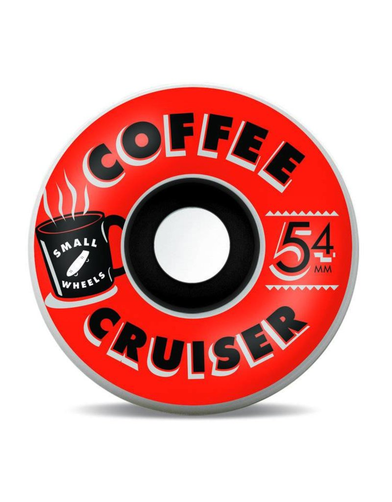 Sml. Sml. Coffee Cruiser Bourbons 54mm 78a Wheels (Set of 4)