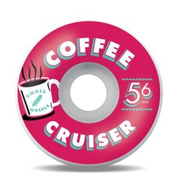 Sml. Sml. Coffee Cruiser Japanese Panties 56mm 78a Wheels (Set of 4)