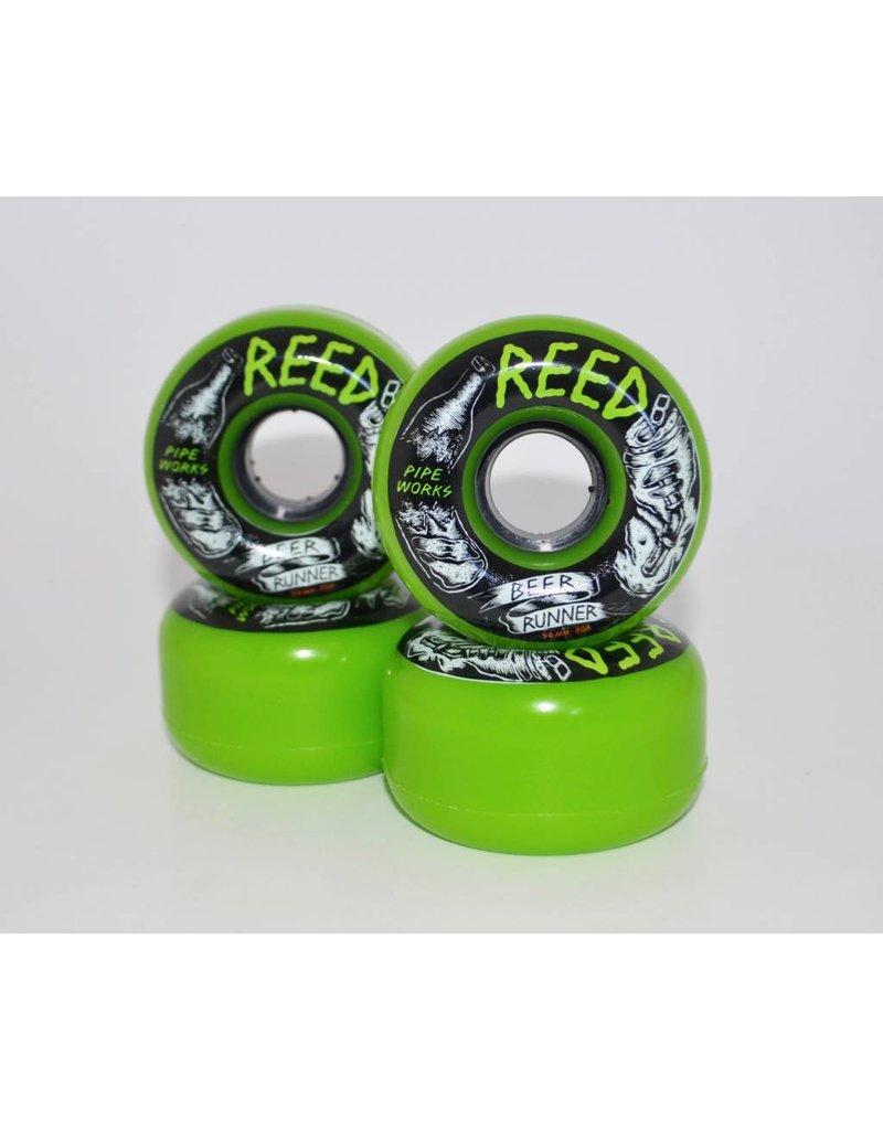 Reed Reed Beer Runner 56mm 80a wheels (set of 4)