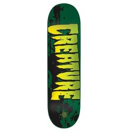 Creature Creature Stained Green Team Deck - 8.25