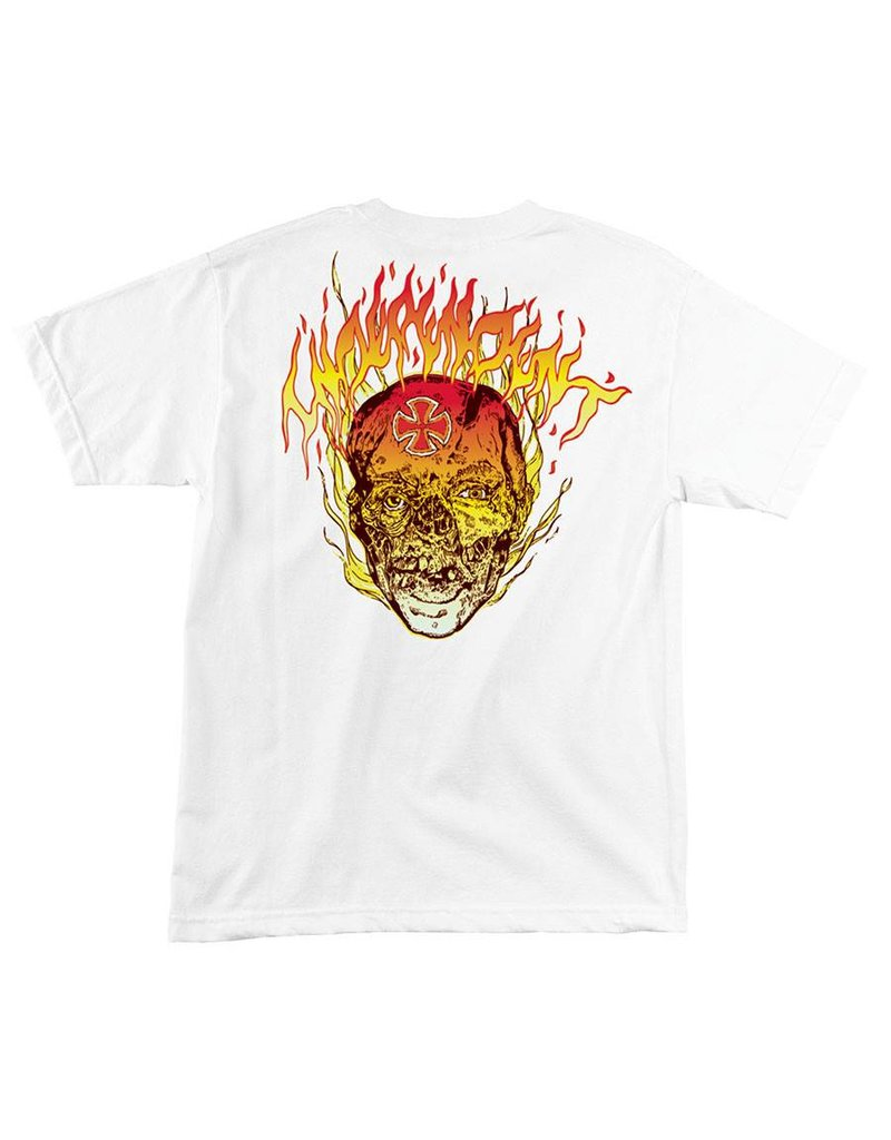 Independent Independent Too Hot T-shirt - White