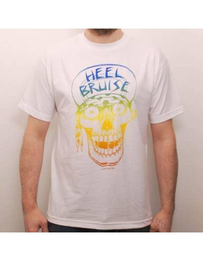 Heel Bruise Lance 83 T-shirt - White (X-Large)