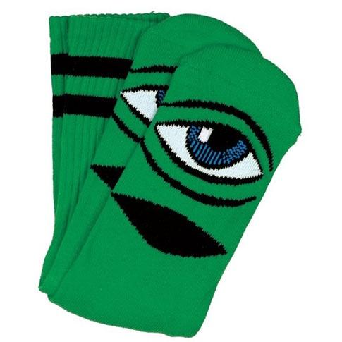 Toy Machine Toy Machine Sect Eye III Kelly Green Socks