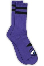 Toy Machine Toy Machine Sect Eye III Purple Socks