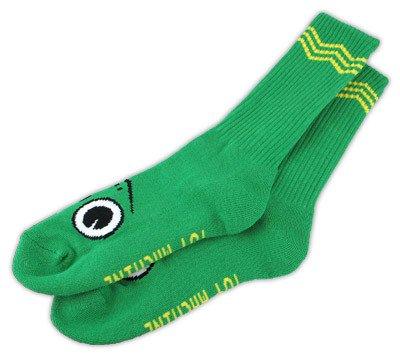 Toy Machine Toy Machine Turtle Boy Green Socks