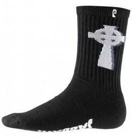 Psockadelic Psockadelic Sabbath 2 Black/White Socks