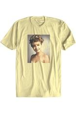 Habitat Habitat Twin Peaks Laura Palmer T-shirt - Pale Yellow