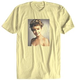 Habitat Habitat Twin Peaks Laura Palmer T-shirt - Pale Yellow