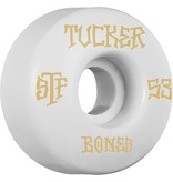 Bones Wheels Bones STF v1 Tucker Title 53mm Wheels (set of 4)