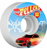 Bones Wheels Bones STF v3 Fellers Hot Wheels 52mm Wheels (set of 4)