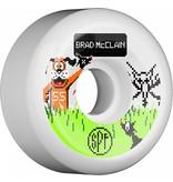 Bones Wheels Bones SPF McClain Duck Hunt 55mm wheels (set of 4)